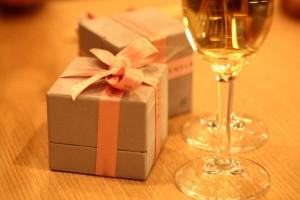 プロポーズのプレゼント
