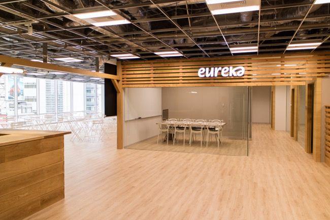 ペアーズを運営する株式会社エウレカの写真