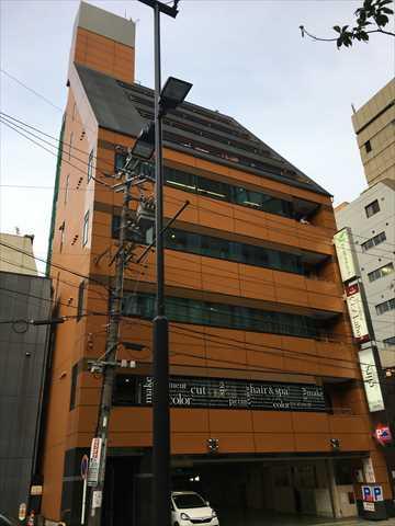 PARTY☆PARTYの名古屋アネックス会場(ラウンジ)の入っているビル