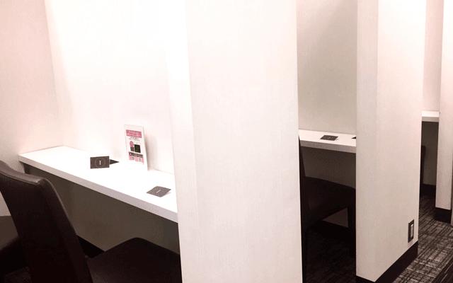 パーティーパーティー恵比寿ラウンジの個室の様子が解る画像