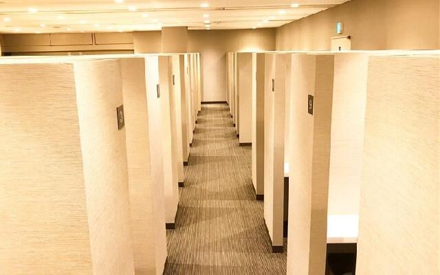 パーティーパーティー大阪/梅田ラウンジ11F会場の個室ブース写真