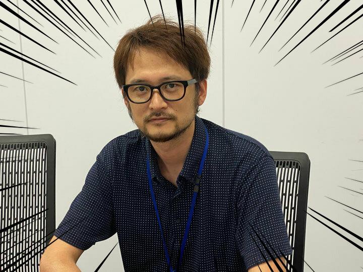 恋活マッチングアプリのデイジー前田鉄平社長の登場写真