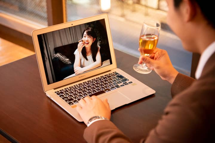 プレミアムステイタスパーティーのオンライン婚活パーティー紹介画像